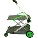 Clax Folding Office Trolley Cart 3