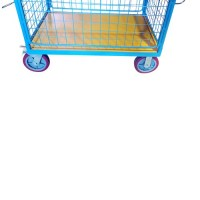 500KG Cage trolley1000x700mm 1