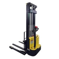1 Ton Full Electric Straddle Stacker