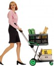 Clax Folding Office Trolley Cart 5