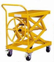 200KG and 500KG Screw Type Lift Table