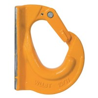 Weld-On Excavator Hook