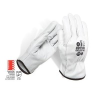 GWORX601 Riggers Gloves. Cowhide