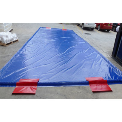 Heavy Duty PVC Truck Wash Mat