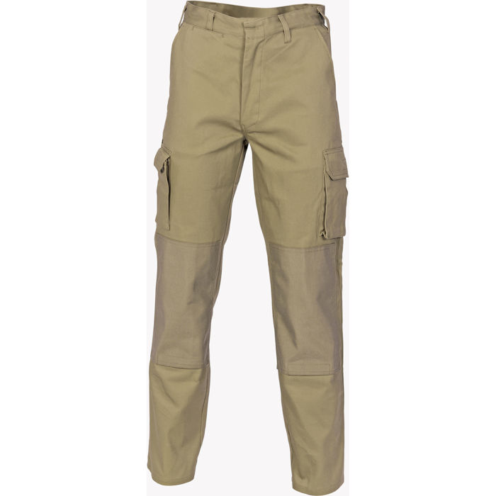 DNC 3324 Cordura Knee Patch Cargo Pants - Pads Not Included