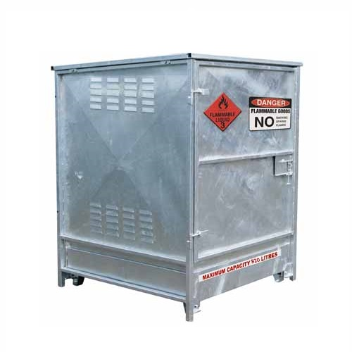 820L MAXBund-Metal Dangerous Goods Storage