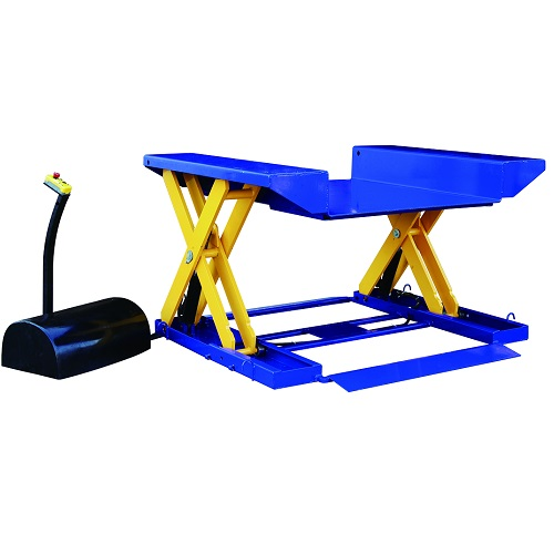 Super Low Profile Lift Tables HL Series .5-.75-1-1.5 Ton Capacity