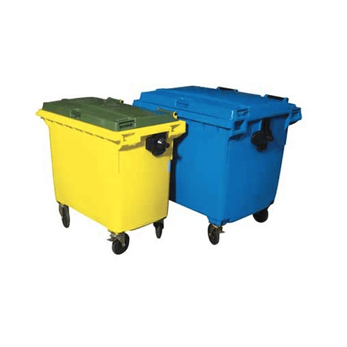 Four Wheel Wheelie Bin