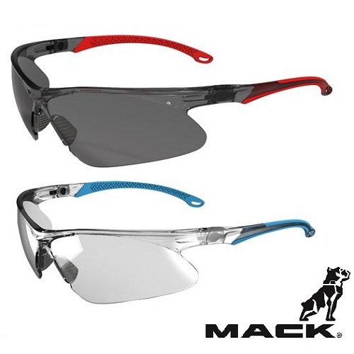 Mack Green Safety/Sunglasses