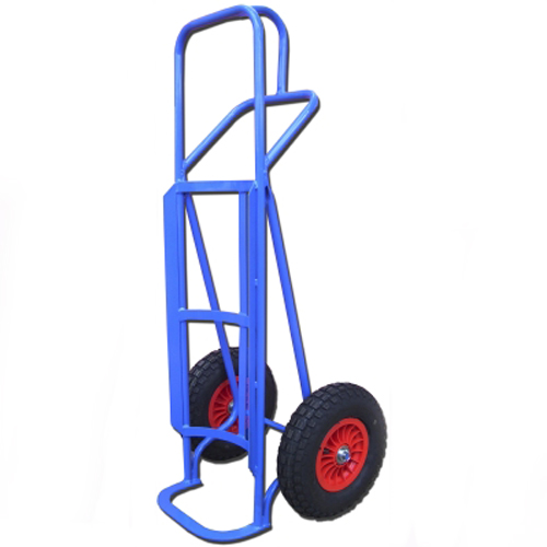 Single LPG Gas Bottle Trolley