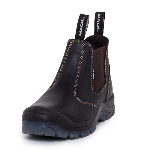 MACK PISTON SAFETY BOOT