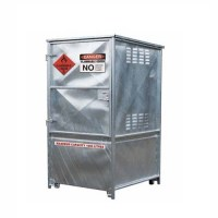 1000L MAXBund-Metal Dangerous Goods Storage