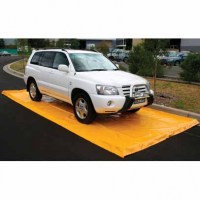Vehicle Wash Mats