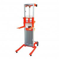 Platform for Winch Lifter