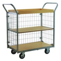 3 Tier Cage Trolley