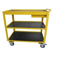 200KG 3 Tier Trolley with Draw