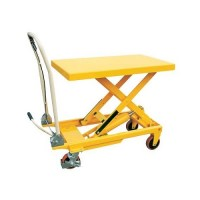 Manual Scissor Lift Table- 300kg Capacity- 880mm Lift