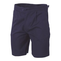 Cotton Drill Long Leg Utility Shorts