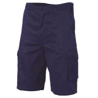 DNC 3310 Middleweight Cool-Breeze Cotton Cargo Shorts 1