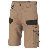 DNC 3334 Duratex Cotton Duck Weave Cargo Shorts 1
