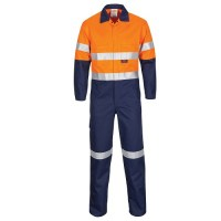 DNC 3426 Patron Saint Flame Retardant Coverall with 3M F/R Tape 1