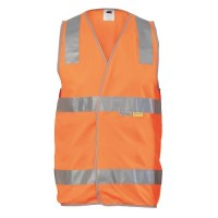 DNC 3803 Day/Night HiVis Safety Vests 1