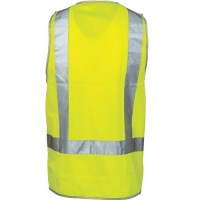 DNC 3804 Day/Night Safety Vests with H-pattern 1
