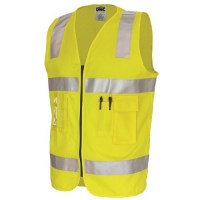 Day/Night Cotton Safety Vest