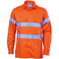 DNC 3987 HiVis Cool-Breeze Cotton Shirt