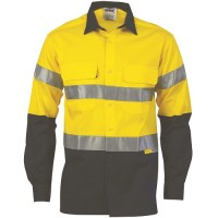 DNC 3988 HiVis Cool-Breeze Cotton Shirt