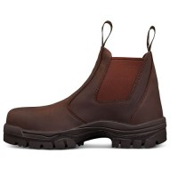 Oliver Boots- 45-627  Brown Elastic Sided