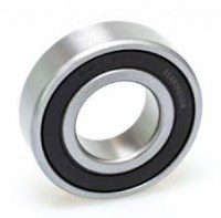 RUBBER SEALED BALL BEARING- 6204 STANDARD