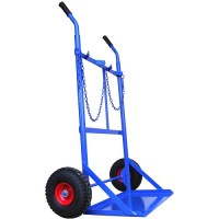 LPG & G Size Gas Bottle Trolley