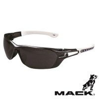 Mack Duo Black & White Safety/Sunglasses