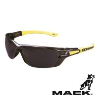 Mack Duo Brown & Yellow Safety / Sunglasses