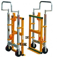 1800KG Hydaulic  Switchboard/ Furniture Moving Trolley