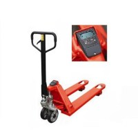 2000KG pallet Jack with weight indicator