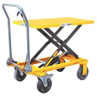 Mobile Scissor Lift Table- 200kg Capacity