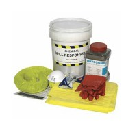20L Bucket Chemical Laboratory Spill Kit