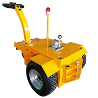 Electric Towing Tug with Towbars
