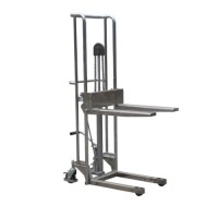 Stainless Steel Lifter- 1.8m Lift/ 400kg Capacity