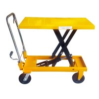 Manual Scissor Lift Table- 200kg -1m Lift