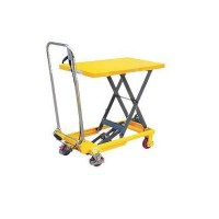 Mobile Scissor Lift Table- 300kg Capacity