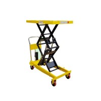Mobile Scissor Lift Table- 1000kg Capacity
