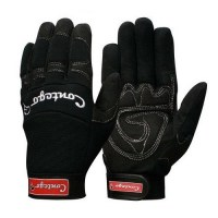 Leather Work Gloves Certified Split Rigger