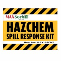 Hazchem Spill Kit Labels