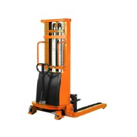 Semi Electric Lifter- 1500kg Capacity- 3m Lift