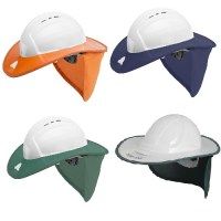 Snap Brim Hat- Sunshade For Hard Hats