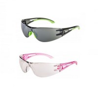 Mack VX2 Pink,Green Or Brown Safety Glasses