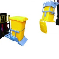 Photo of Forklift Wheelie Bin Tipper